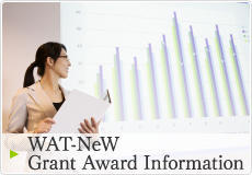 WAT-NeW Grant Award Information